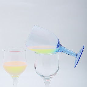 Lemon Tea by Gesta Winantara - Artistic Objects Glass ( pwccups )