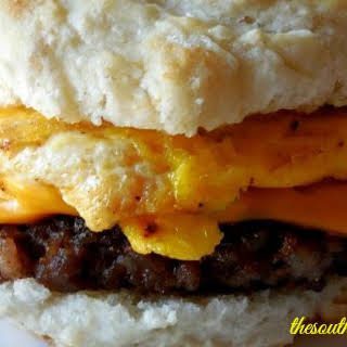 NOT THE HARDEE'S BISCUIT.