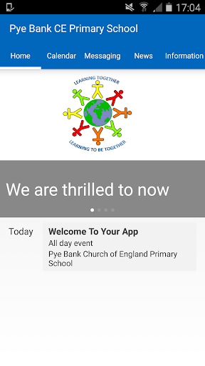 Pye Bank CE Primary School
