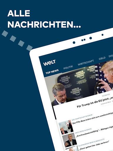 WELT News – Nachrichten live  screenshots 9