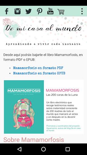 玩免費遊戲APP|下載De mi casa al mundo app不用錢|硬是要APP