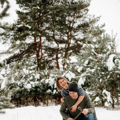 Свадебный фотограф Екатерина Денисова (EDenisova). Фотография от 17.01.2019