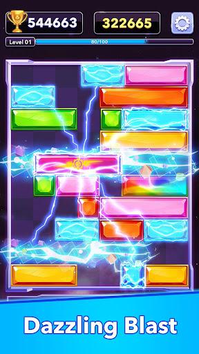 Jewel Slidingu2122 - Falling Puzzle, Slide Puzzle Game  screenshots 3