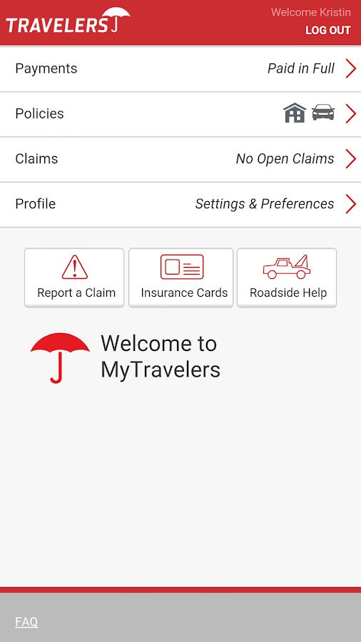 Travelers Insurance Roadside Assistance