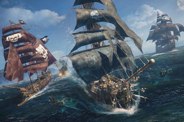 Most anticipated games 2020 - Skull and Bones