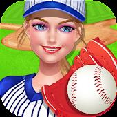 All Star High: Baseball Beauty