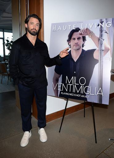 Haute Living Celebrates Milo Ventimiglia In West Hollywood