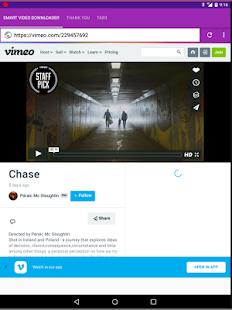 Smart Video Downloader - náhled