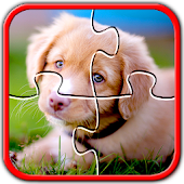 Dog Jigsaw Puzzles Games Free