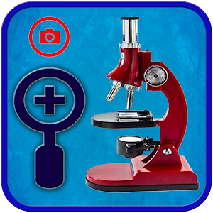 Real Microscope Magnifier Plus UHD