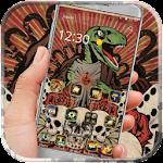 Evil Dagon Skull Launcher icon