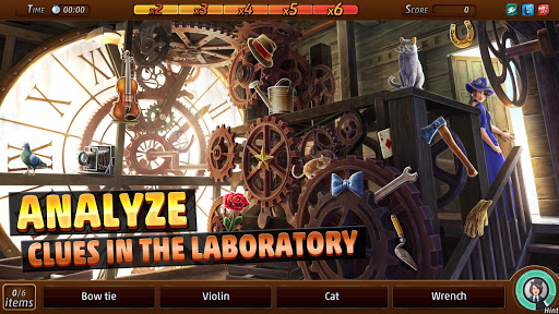 Criminal Case: Mysteries of the Past android2mod screenshots 8