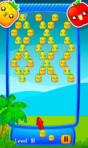 バブルのシューティング ゲーム フルーツ|玩休閒App免費|玩APPs