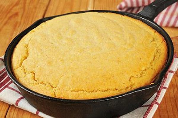 Cowboy Corn Bread Recipe