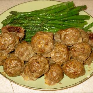 Lamb Pork Meatballs Recipes