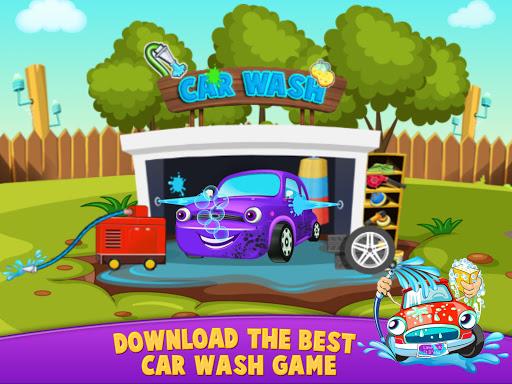 Smart Car Kids Wash Garage Service Station Auto 1.0 screenshots 1