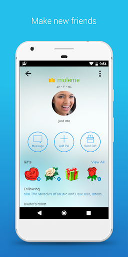 Paltalk - Find Friends in Group Video Chat Rooms 7.5.7207 screenshots 5