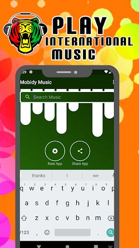 Mobidy Mp3 Music 1.0 screenshots 2