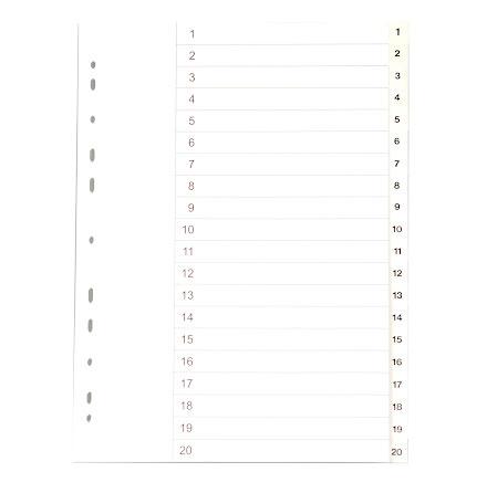 Register vit PP  A4 1-20