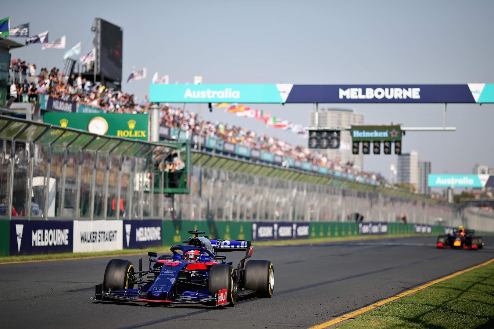2019第1戦F1オーストラリアGP