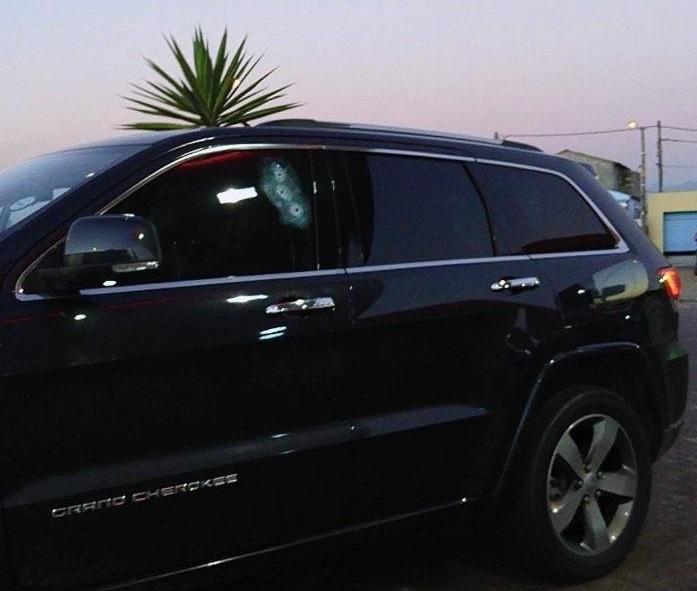 WATCH   Gunmen open fire on woman filling her car with fuel