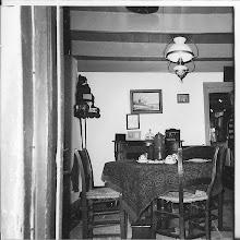 Photo: Deze foto is ook zo herkenbaar, bij de vissershuisjes zagen de woonkamers er ook meestal zo uit vroeger.