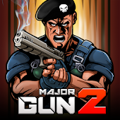 Major GUN - FPS Shooter - Sniper War Games