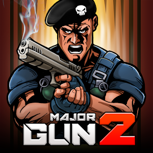 Major GUN : war on terror MOD APK 4.0.9 (Infinity Cash/Medal & More)