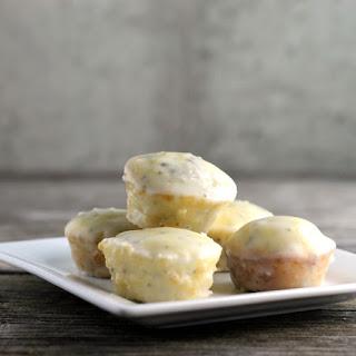 Lemon Poppy Seed Cake Bites.
