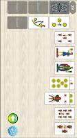 Screenshot of Solitario free