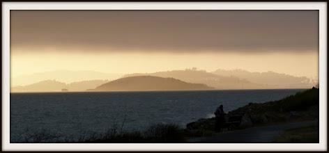 Photo: Looking north