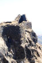Photo: Fortification of Zunjar Machi