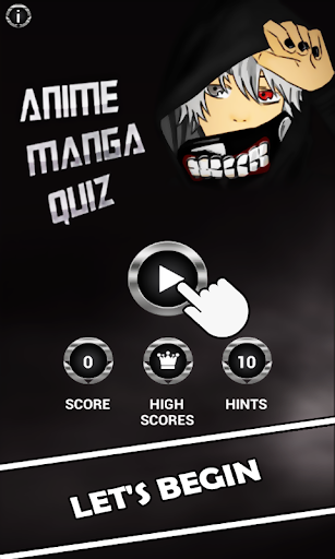 Anime Manga Quiz Free Game