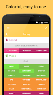 3 Ovia Ovulation & Period App screenshot