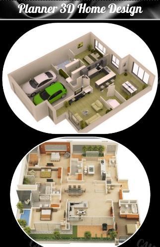 プランナー3Dホームデザイン