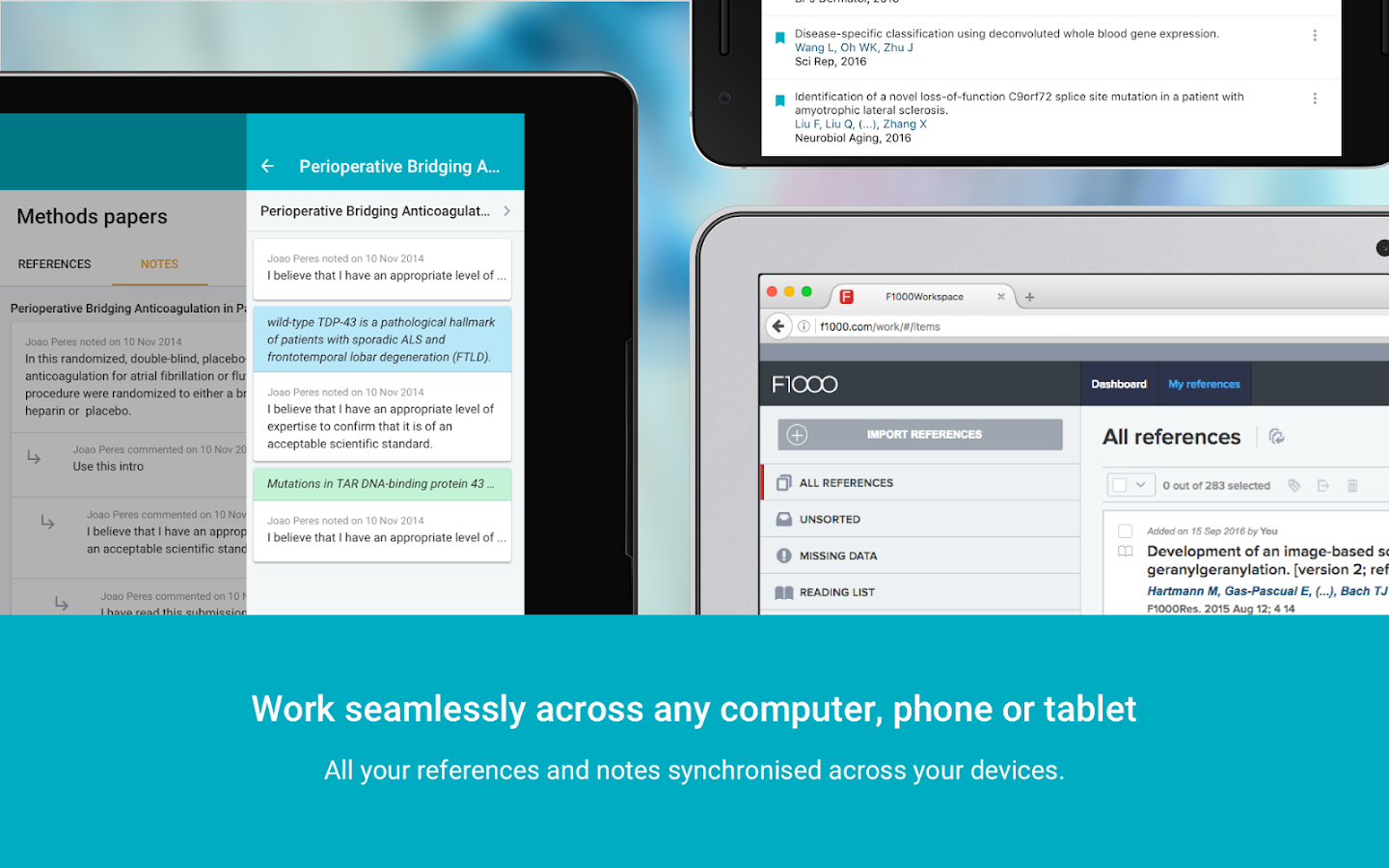 fworkspace android apps on google play f1000workspace screenshot