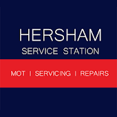Hersham Service Station