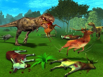 Big Dinosaur Simulator: Hunter- screenshot thumbnail