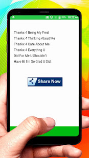Download Thank You SMS Text Message Latest Collection For PC Windows and Mac apk screenshot 3