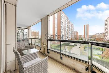 Appartement 5 pièces 107,14 m2