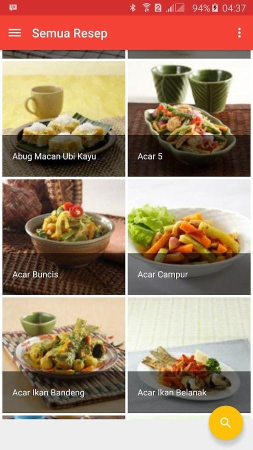 Image Result For Resep Masakan Rumahan Dari Tempe