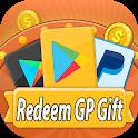 Redeem GP Gift New icon