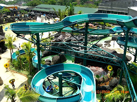 Jual perosotan waterpark Jakarta