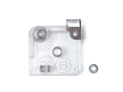 E3D Titan Bearing and Lid Replacement Kit - Mirrored