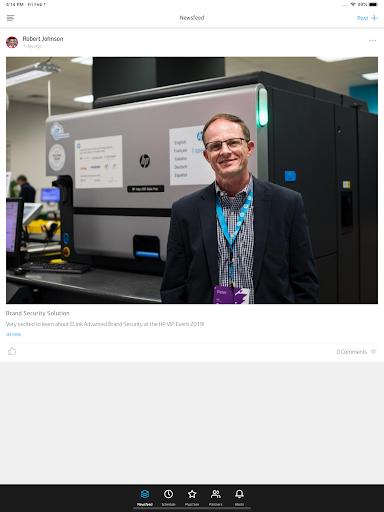 HP Indigo VIP Event 2020 Screenshots 12