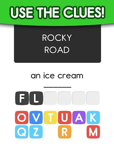 Spell n Link - Word Brain Game screenshot