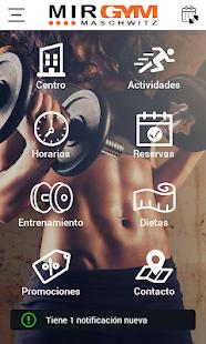 Mir Gym for PC-Windows 7,8,10 and Mac apk screenshot 1