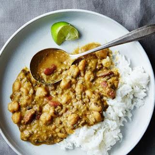 5 Bean Curry