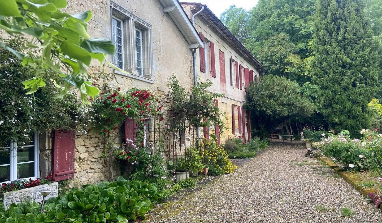 Propriété avec jardin Bordeaux