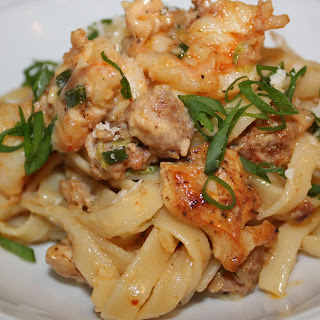 New New Orleans Pasta.